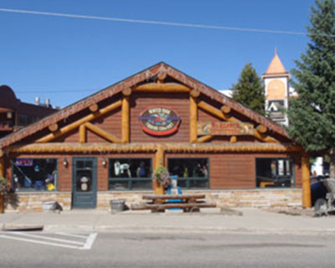 Mo Henry's Trout Shop