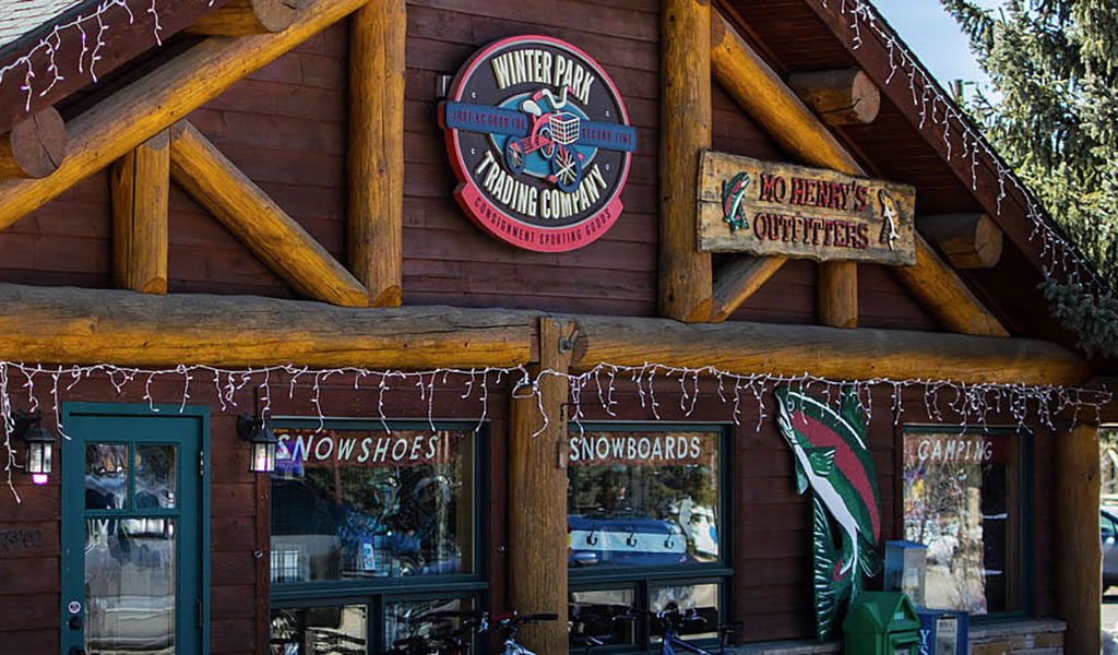 Winter Park Trading Company - Fishing and Guided Tours