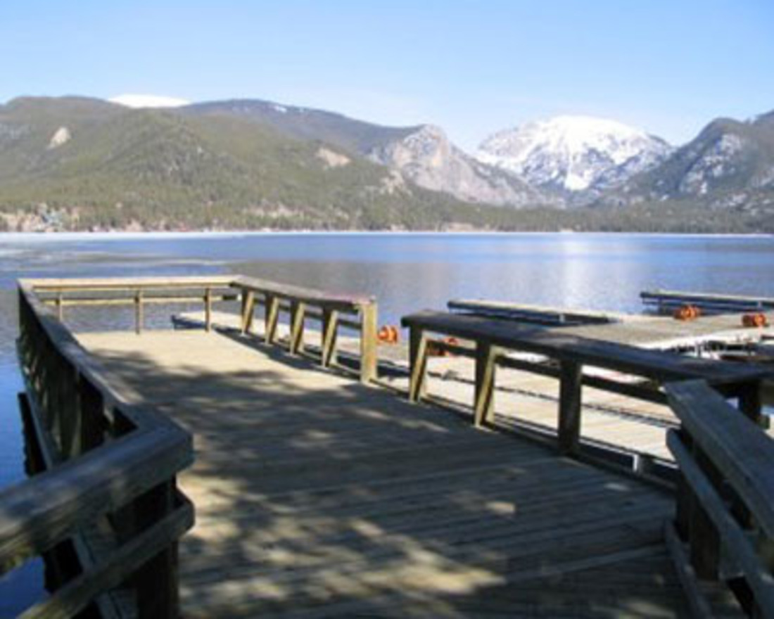 Point Park on Grand Lake