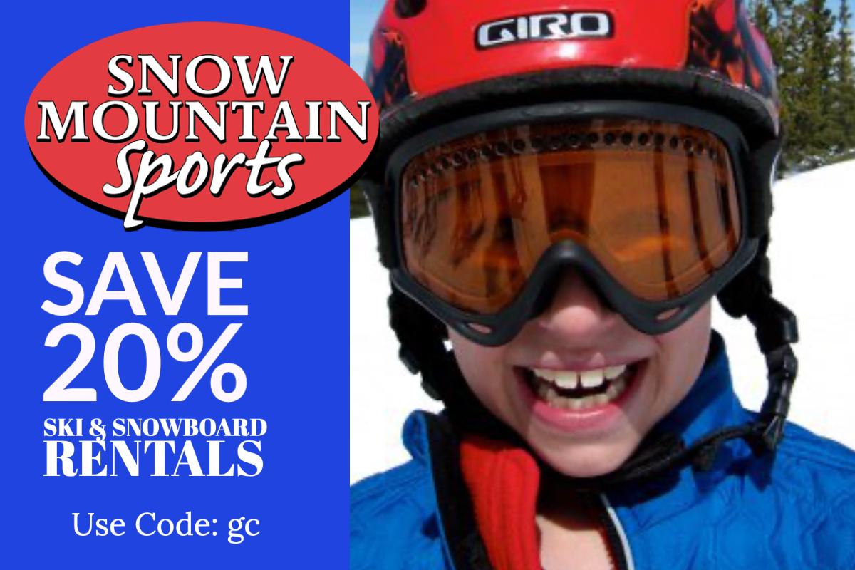 Winter Park Ski Rental Snow Mountain Sports