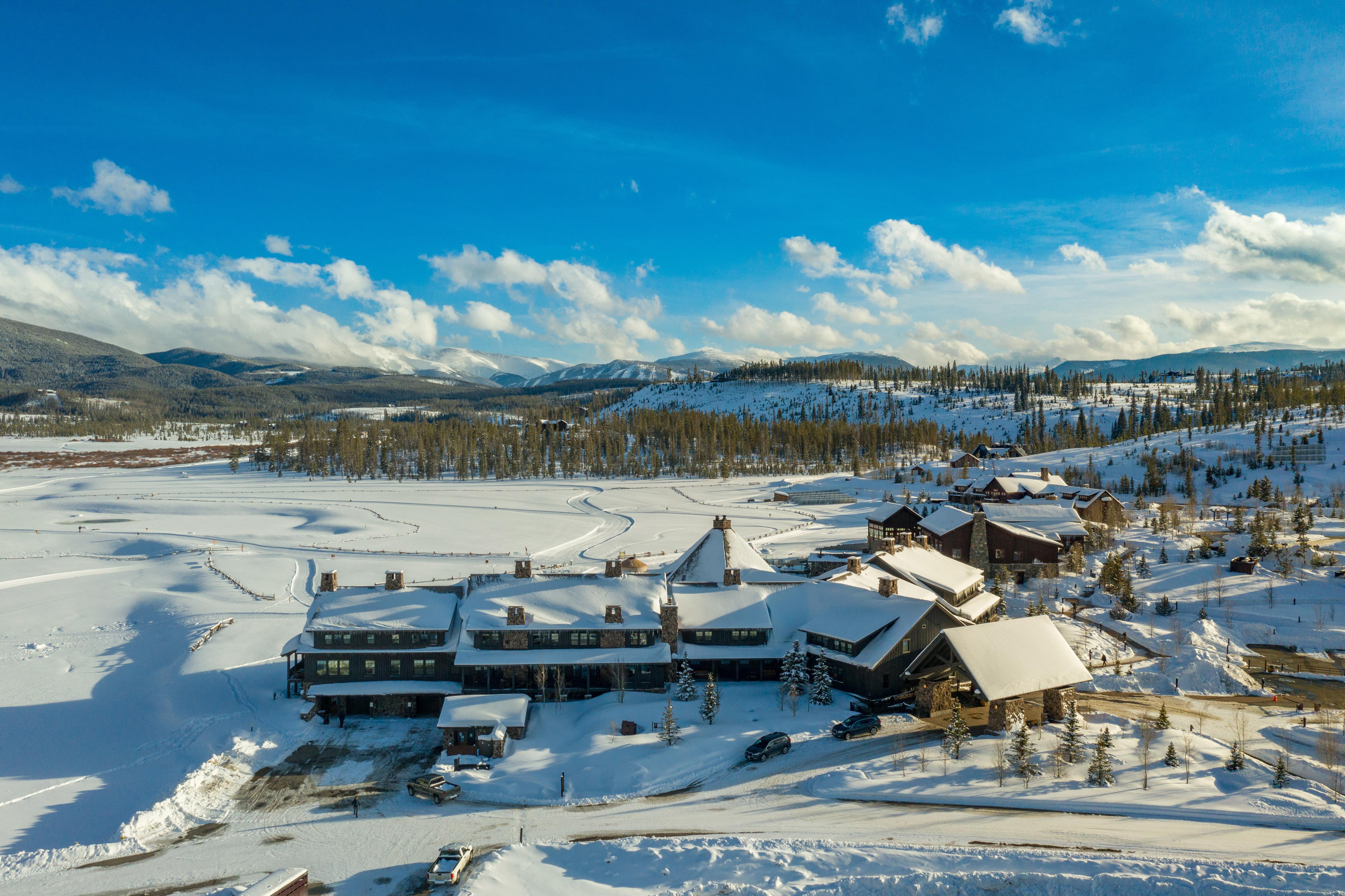 Colorado Mountain Resort