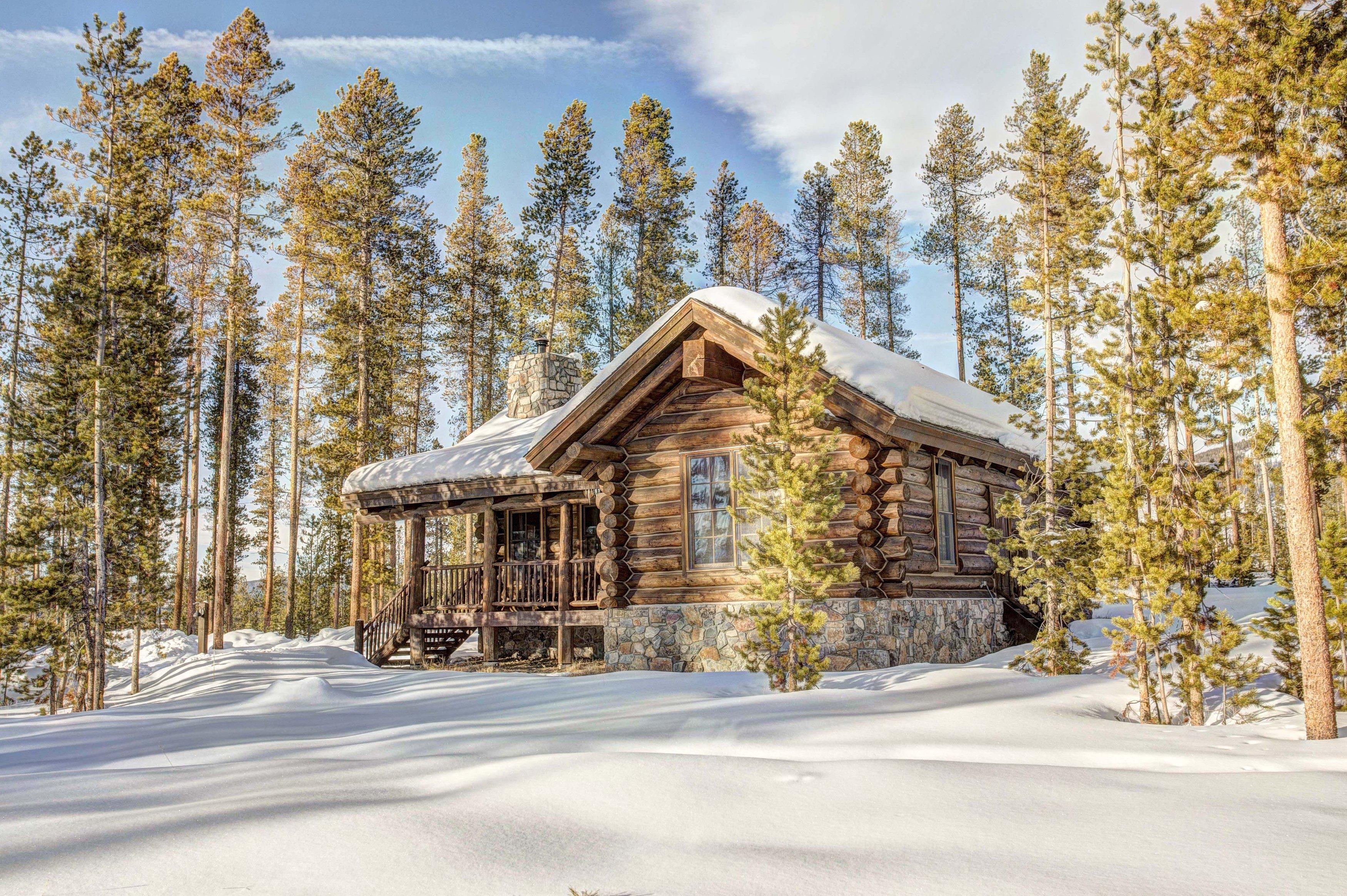 Private Log Cabins