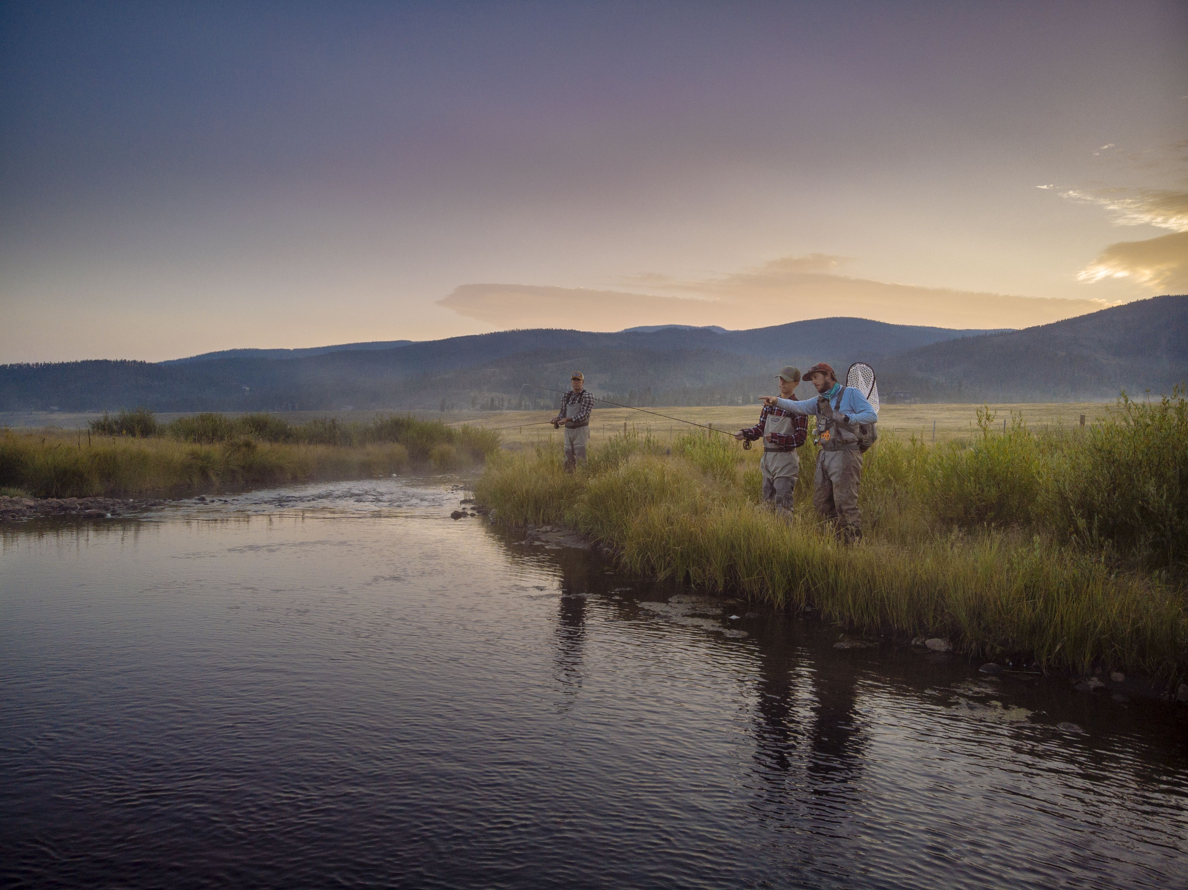 Orvis-Endorsed Fly-Fishing Lodge
