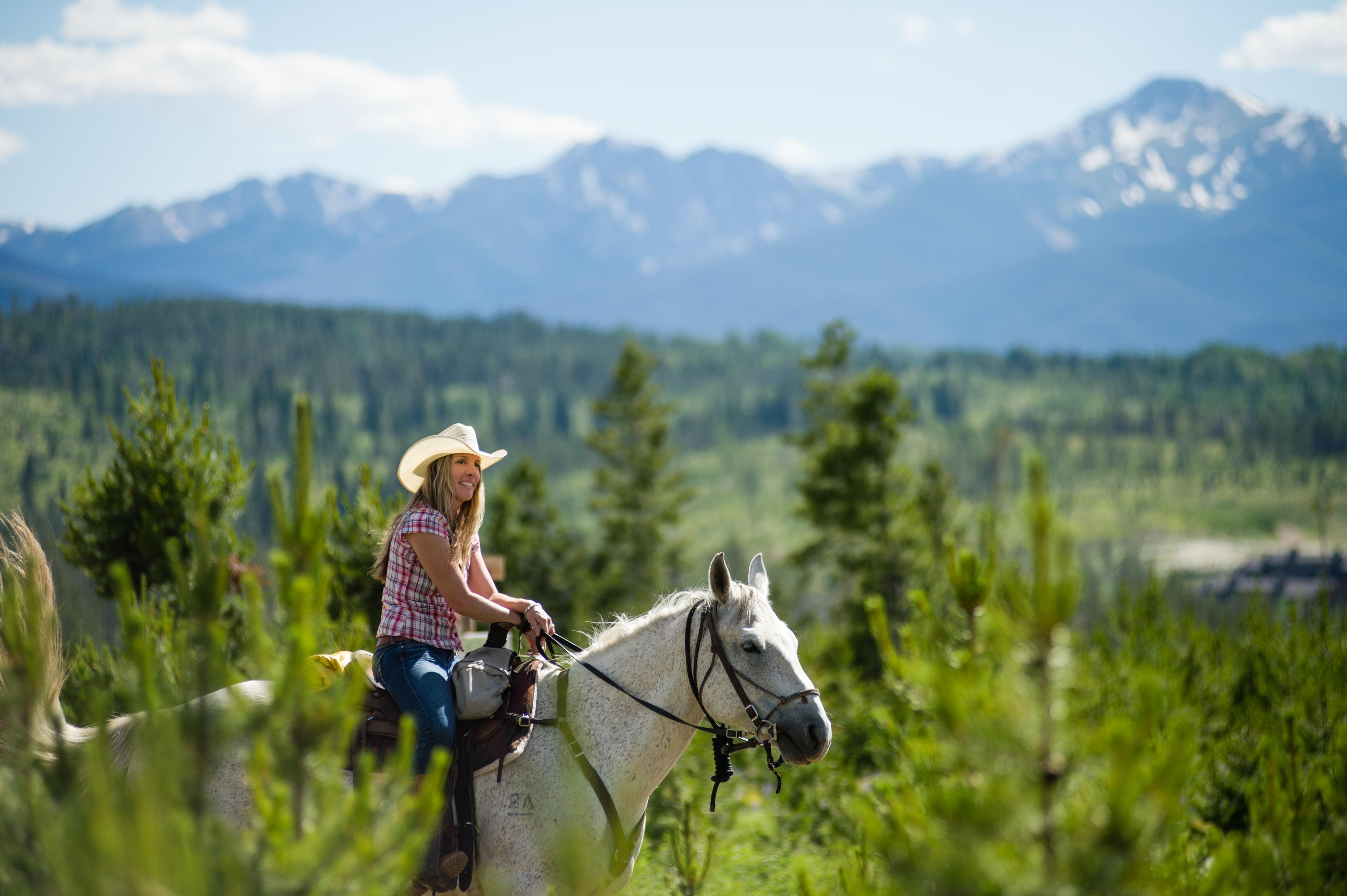 Summer Horseback